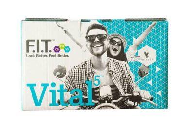 Maintenance Phase: Forever Vital 5 «V5» Nutrition Pack